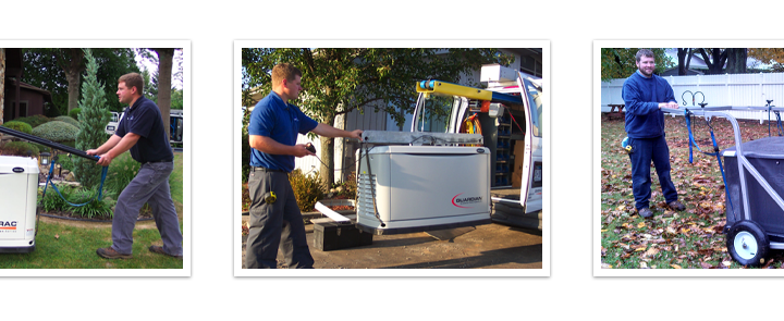 Generator & HVAC Transport Products