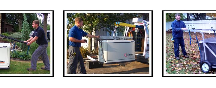 Generator & HVAC Transport Products
